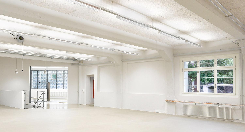 Umbau Atelier